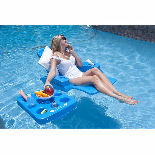 Floating Ultra Kool Tray Drink Holder & Game Board