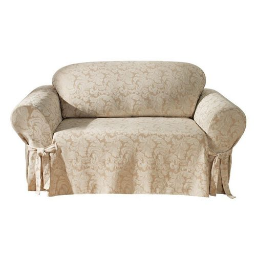 Scroll Loveseat Cover