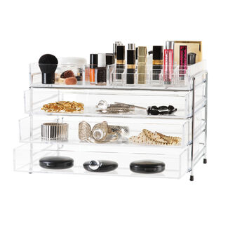Socialite Beauty Makeup Organizer & Storage Unit by Danielle Creations