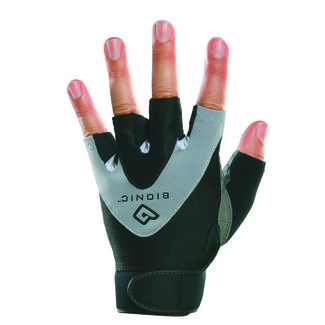 Men's Bionic Half-Finger Fitness Gloves