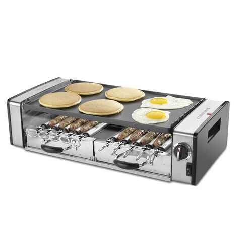Cuisinart Griddler Grill Centro Electric Grill w/ Rotating Skewers