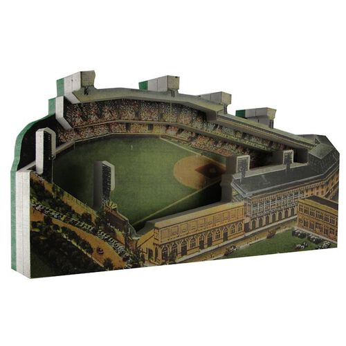 Pittsburgh Pirates/Forbes Field Replica w/ Display Case