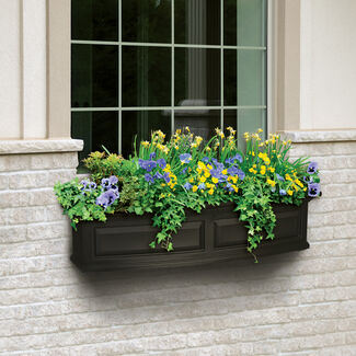 Nantucket 4' Window Box Planter