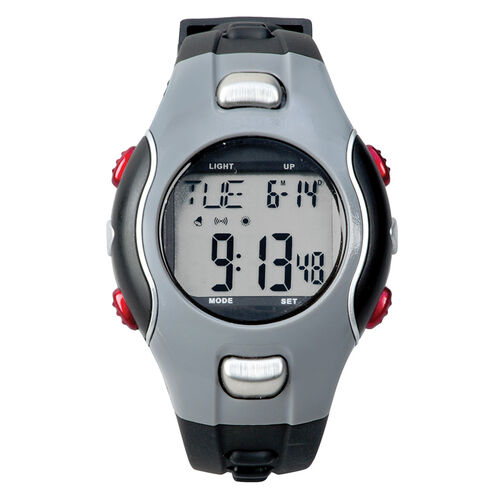 HealthSmart Heart Rate Monitor Watch