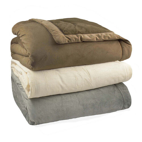 ComfortTech 3M Thinsulate Cyprus Plush Faux Fur Blanket