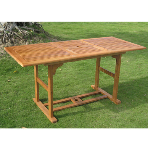 Royal Tahiti Butterfly Leaf Outdoor Table