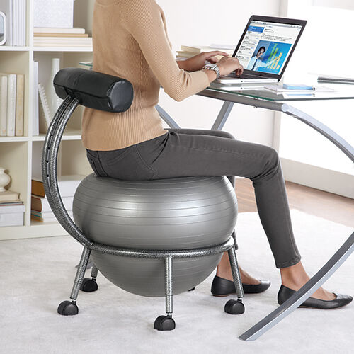 FitBALL Balance Ball Chair