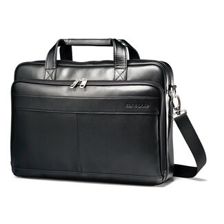 Samsonite Leather Slim Briefcase