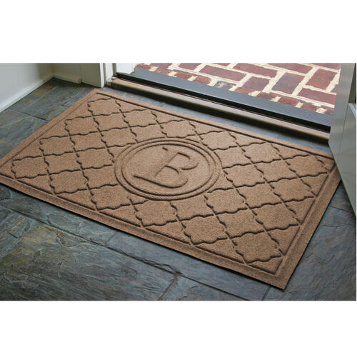 Waterhog™ Bombay Personalized Door Mat
