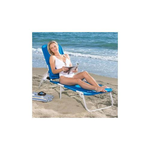 Ergonomic Beach Lounge Chair