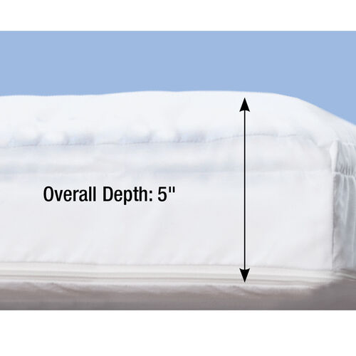 BioSense™ Memory Foam Mattress Topper