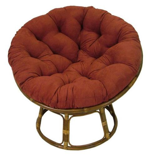 Rattan Papasan Chairs for Sale at Brookstone—Buy Now