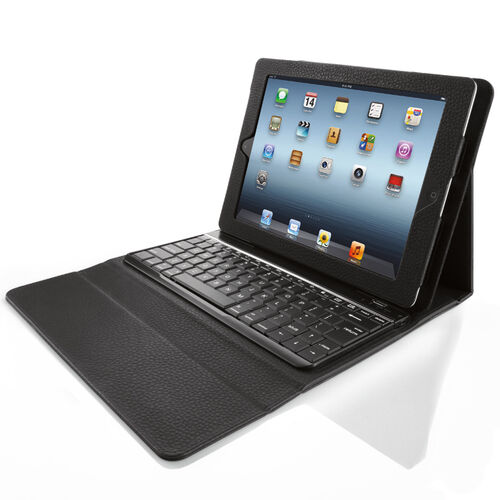 Bluetooth® Keyboard with Portfolio iPad Case