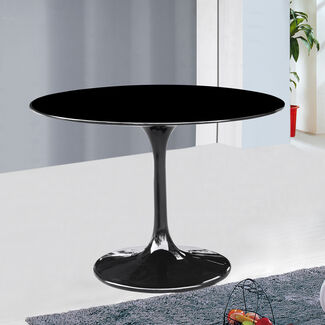 "42"" Flower Table by Fine Mod Imports"