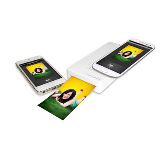Photo Cube Mini WiFi Pocket Photo Printer