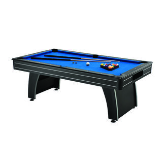 Fat Cat Tucson 7' Pool Table with Ball Return and Play Package