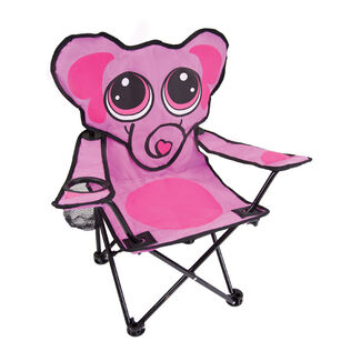 Padded Children's Folding Chair