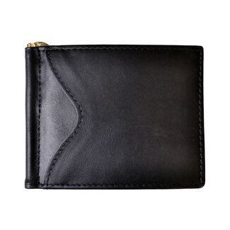 Royce Leather RFID-Blocking Money Clip Wallet