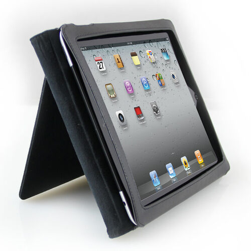 Leather Case for iPad Tablet