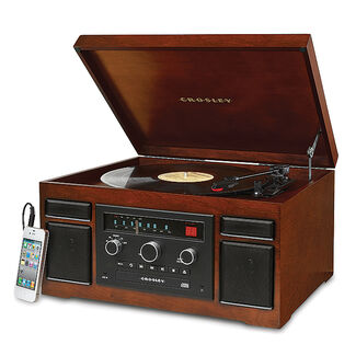 Crosley Patriarch 4-in-1 Turntable