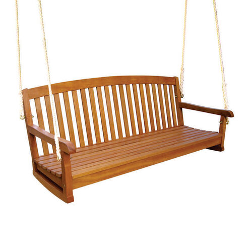 Royal Tahiti Outdoor Furniture: Curved Back Swing