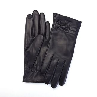 Personalized Royce Leather Ladies' Lambskin Touchscreen Gloves