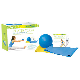 Ball and Band Exercise Kit