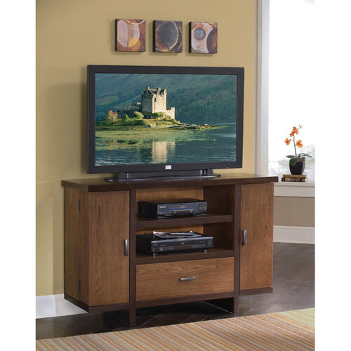 Home Styles Geo Deluxe Entertainment Center