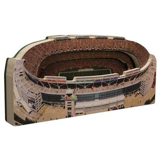 Washington Redskins/Fed Ex Field Replica w/ Display Case