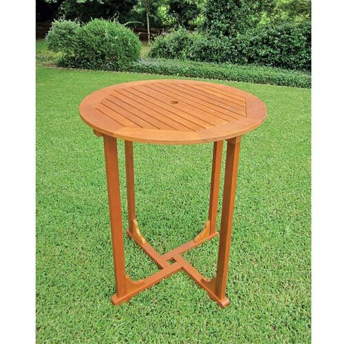 Royal Tahiti Outdoor Furniture: 36-Inch Round Bar Height Table