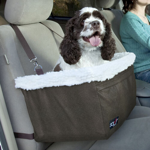 Solvit Ex Large Tagalong Booster Seat for Dogs