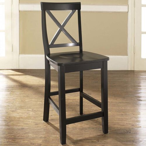 Crosley X-Back Bar Stool Set of 2