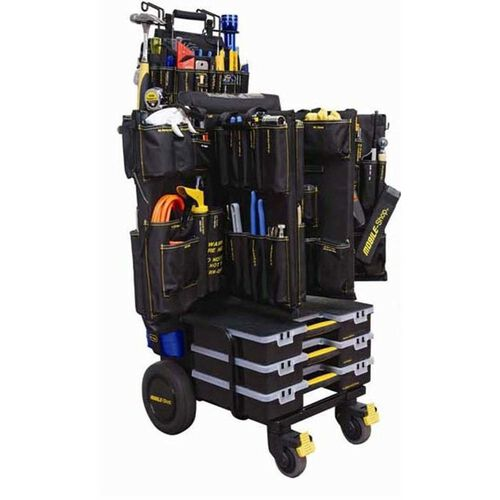 Portable Tool Storage Unit