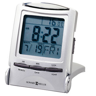 Distant Time Folding Travel Table Clock