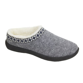 Tempur-Pedic Women's Subarctic Wool Clog Slipper