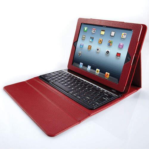 Bluetooth Keyboard for iPad Tablets