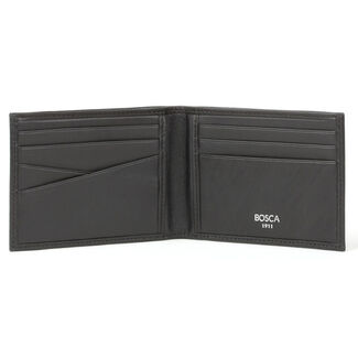 Personalized Nappa Vitello Small Bifold Wallet
