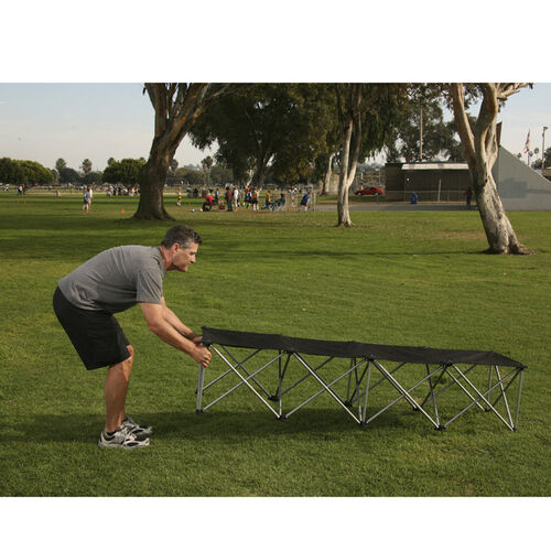 Portable Folding Sports Team Bench At Brookstone Buy Now