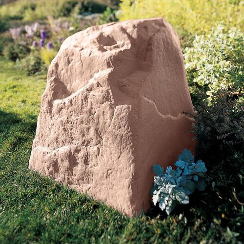 Faux Landscaping Rock Utility Box Covers : Faux landscaping rock pump and utility box covers p
