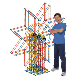 K'NEX 6-Foot Double Ferris Wheel Building Set