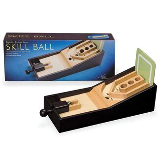 Desktop Skill Ball Game