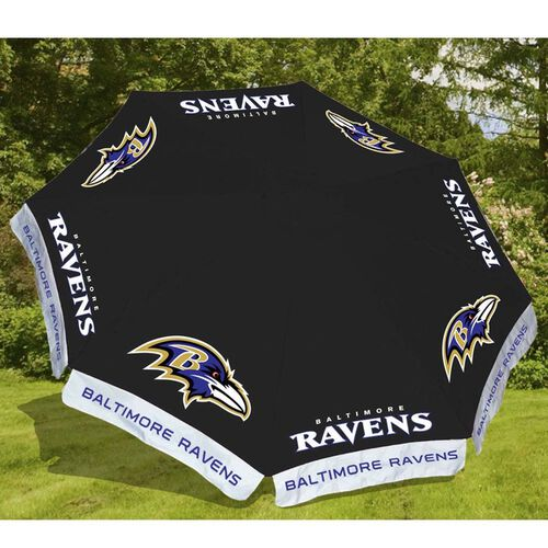 NFL 9 ft. Team Logo Market Umbrella
