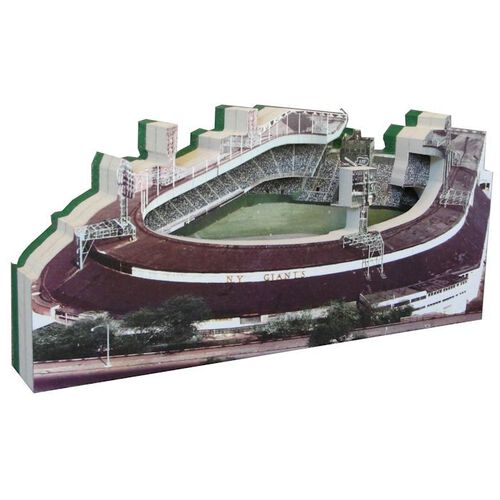 New York Giants/Polo Grounds Replica w/ Display Case