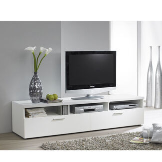 Tvilum Hayward TV Stand with 3 Shelves