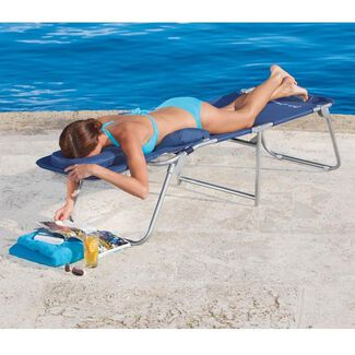 Ergonomic Comfort Lounger