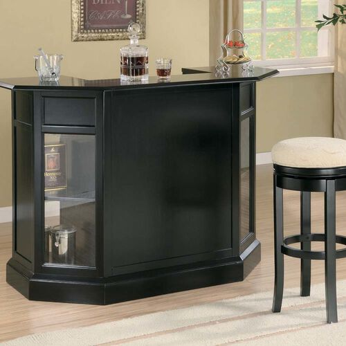 Inwood Collection Contemporary Bar Unit