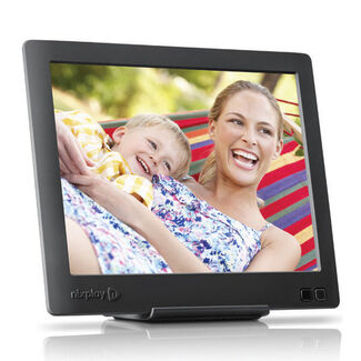 Nixplay Edge 8-inch Wi-Fi Cloud Frame