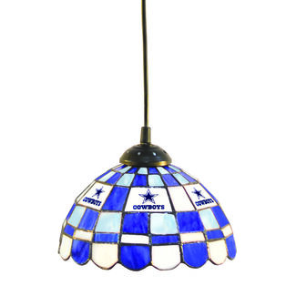 "NFL Dallas Cowboys 8"" Pendant Light"