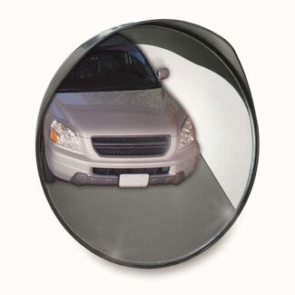 Park Right Convex Mirror