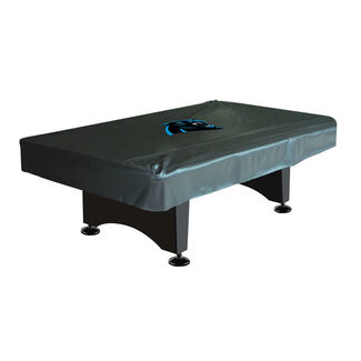 NFL Carolina Panthers 8' Deluxe Pool Table Cover